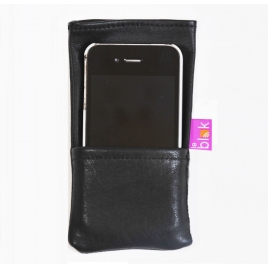MoBlok - Mobile Phone Shielding (Faux Leather)