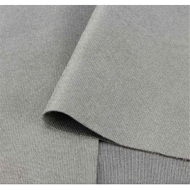 HF and LF Shielding Fabric Silver Elastic